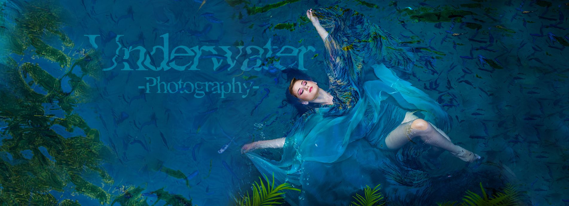 quinceanera photography untherwater themes