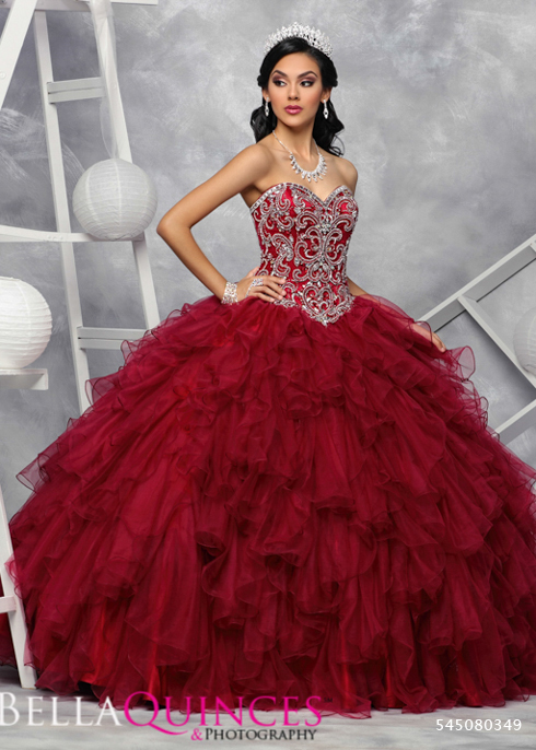 Bellaquinces Photography Q By Davinci Designer Quinceanera Dresses