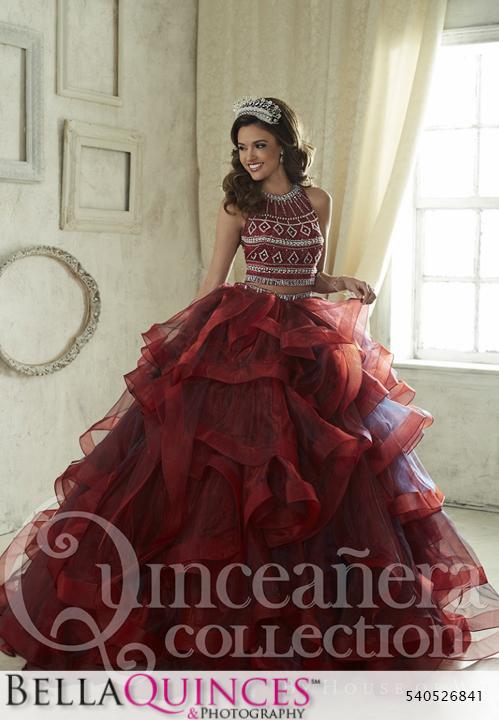17e8d17821c 26841 burgundy quinceanera collection bellaquinces photography · «
