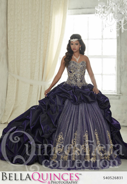 26831 purple quinceanera collection bellaquinces photography