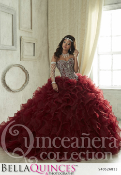 26833 burgundy quinceanera collection bellaquinces photography
