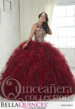 26835 burgundy quinceanera collection bellaquinces photography