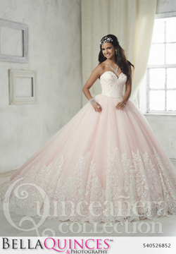 26852 blush quinceanera collection bellaquinces photography