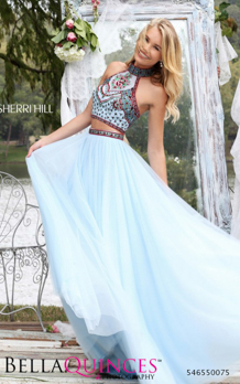 50075 prom glam blue bella quinces photography