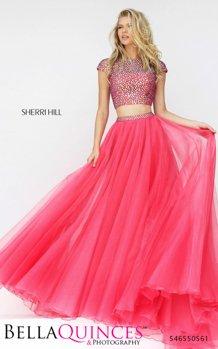 50561 prom glam pink bella quinces photography