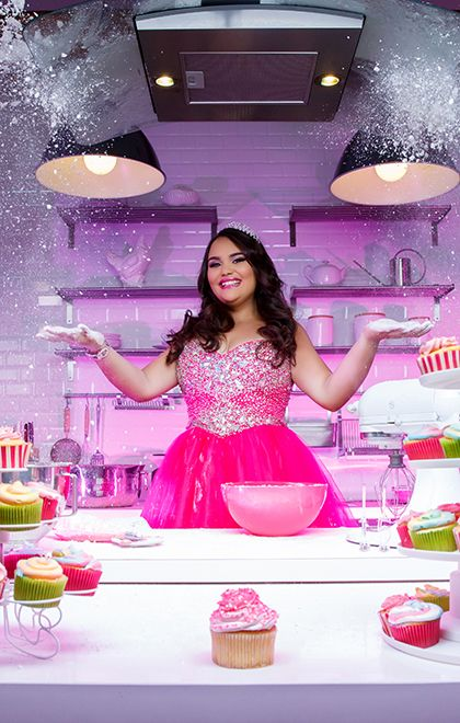 Sweet 15 Quinceanera - Bellaquinces and photography, tv ...